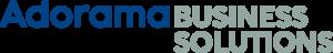 Adorama Business Solutions Logo - Blue