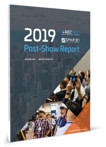 Post-show report cover